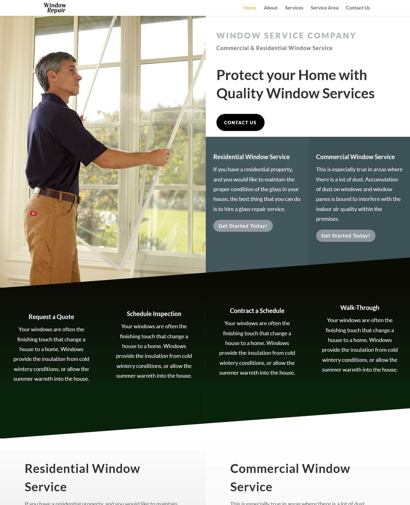 Protect your Home with Quality Window Services